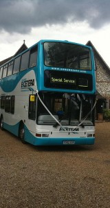 Hire a Double Deck Bus