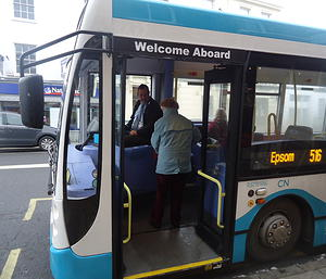 How To Use Our Buses